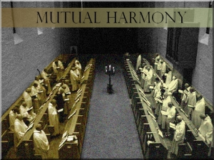 mutual harmony
