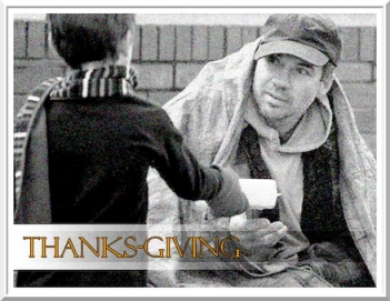 thanks-giving