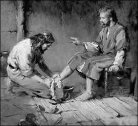 Christ as servant