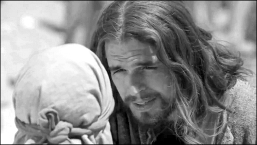 JESUS AND WOMAN TAKEN IN ADULTERY