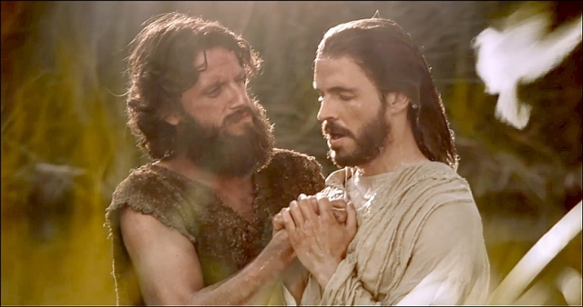 Christ and John the Baptist
