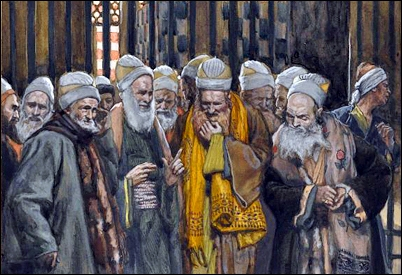 CHIEF PRIESTS CONSPIRING