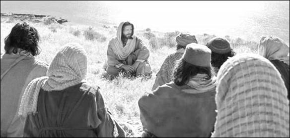 Christ sermon on the mount