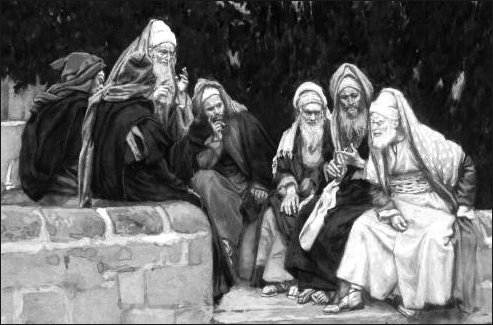 PHARISEES PLOTTING