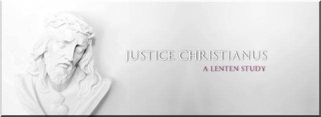 JUSTICE CHRISTIANUS
